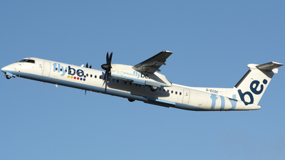 G-ECOC - Bombardier Dash 8-Q402 - Flybe