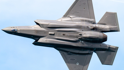 MM7334 - Lockheed Martin F-35A Lightning II - Italy - Air Force