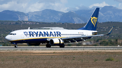 EI-DHD - Boeing 737-8AS - Ryanair