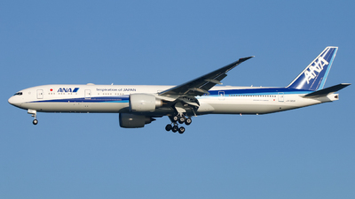 A picture of JA795A - Boeing 777300(ER) - All Nippon Airways - © O.Yudai