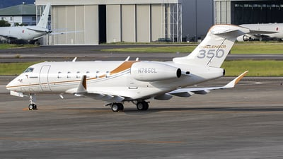 N785CL - Bombardier BD-100-1A10 Challenger 350 - Bombardier Aerospace