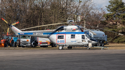 SN-32XP - PZL-Swidnik W3 Sokol - Poland - Police