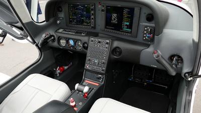 D-ENYB - Cirrus SR20-G6 - Flugförderungsgemeinschaft Braunschweig e.V