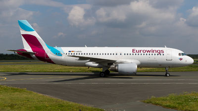 A picture of DABZL - Airbus A320216 - Eurowings - © Moritz Klöckner