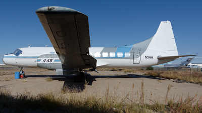 N3HH - Convair CV-440 - Private