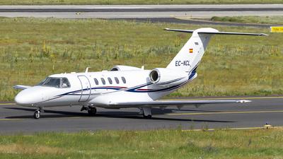 A picture of ECNCL - Cessna 525C CitationJet CJ4 - [525C0176] - © AvA