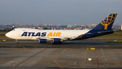 N475MC - Boeing 747-47UF(SCD) - Atlas Air