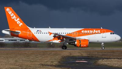 A picture of OELKG - Airbus A319111 - easyJet - © Cibulka Tomas