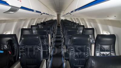 N92EA - Bombardier CRJ-200ER - Elite Airways