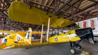 CF-JNF - De Havilland DH-82A Tiger Moth - Private