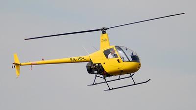 ES-HPL - Robinson R22 Beta - Pakker Avio