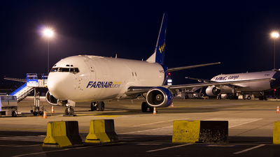 HA-FAV - Boeing 737-46Q(SF)  - Farnair Hungary