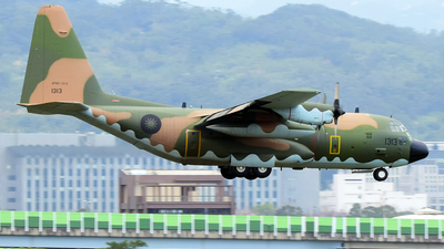 1313 - Lockheed C-130H Hercules - Taiwan - Air Force