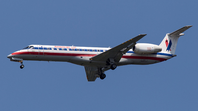 N809AE - Embraer ERJ-140LR - American Eagle (Envoy Air)