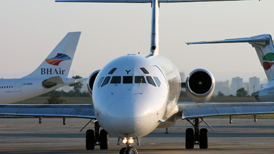 LZ-LDY - McDonnell Douglas MD-82 - Bulgarian Air Charter (BAC)