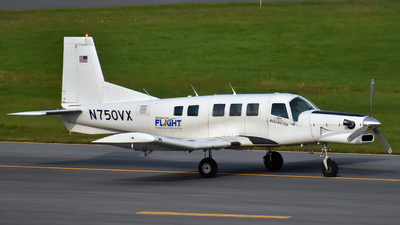 N750VX - Pacific Aerospace 750XL - Private