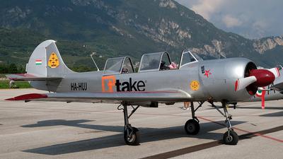 HA-HUJ - Yakovlev Yak-52 - YakItalia