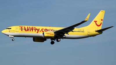 D-AHFH - Boeing 737-8K5 - TUIfly