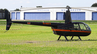 D-HITT - Robinson R44 Raven - Private