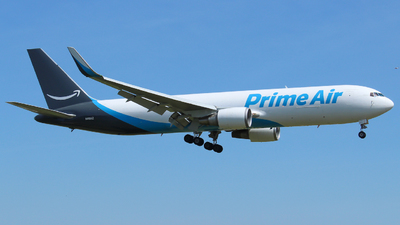 N419AZ - Boeing 767-319(ER)(BDSF) - Amazon Prime Air (Air Transport International)