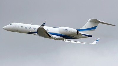 N10XG - Gulfstream G550 - Private