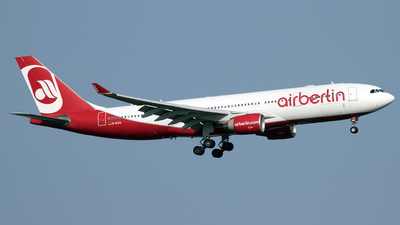 D-ALPA - Airbus A330-223 - Air Berlin