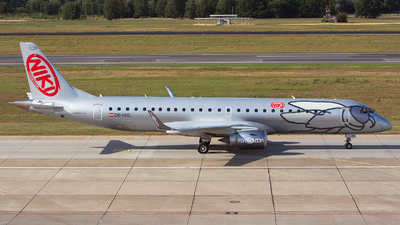 OE-IXG - Embraer 190-100LR - Niki