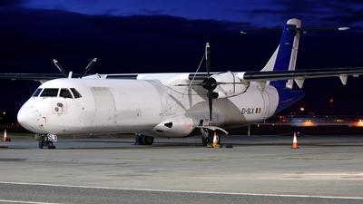 EI-SLX - ATR 72-202(F) - ASL Airlines
