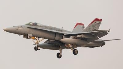 164703 - McDonnell Douglas F/A-18C Hornet - United States - US Marine Corps (USMC)
