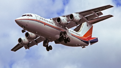 G-BMYE - British Aerospace BAe 146-300 - British Aerospace