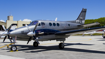 PP-LMM - Beechcraft 90 King Air - Private