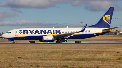 A picture of EIEVM - Boeing 7378AS - Ryanair - © Marta Costa
