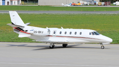 CS-DXJ - Cessna 560XL Citation XLS - NetJets Europe