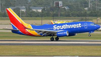 A picture of N905WN - Boeing 7377H4 - Southwest Airlines - © Jason Whitebird