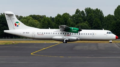OY-RUV - ATR 72-212A(600) - Danish Air Transport (DAT)