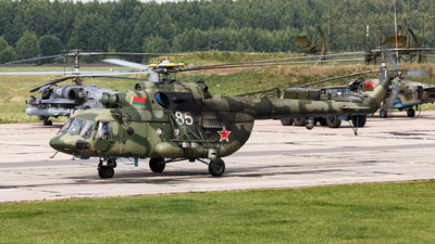 85 - Mil Mi-8MTV-5 Hip - Belarus - Air Force