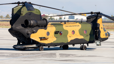 16-7466 - Boeing CH-47F Chinook - Turkey - Air Force