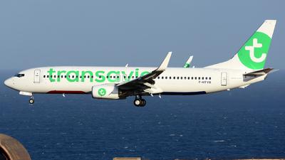 F-HTVB - Boeing 737-8K2 - Transavia France