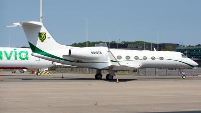 N915TB - Gulfstream G450 - Private