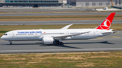 A picture of TCLLK - Boeing 7879 Dreamliner - Turkish Airlines - © Sarper Duman