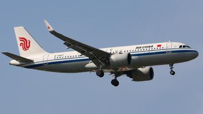 B-30A7 - Airbus A320-271N - Air China