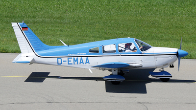 D-EMAA - Piper PA-28-180 Cherokee Archer - Private