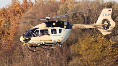 D-HCBY - Airbus Helicopters H145 - Airbus Helicopters