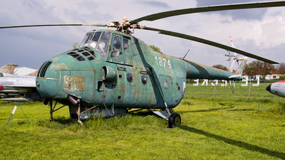 1874 - Mil Mi-4 Hound - Czechoslovakia - Air Force