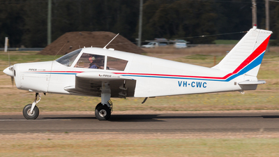 VH-CWC - Piper PA-28-140 Cherokee - Private