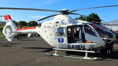 A picture of FGMTU - Eurocopter EC135 T1 - [0042] - © William Verguet