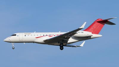 P4-136 - Bombardier BD-700-1A10 Global 6000 - Global Wings