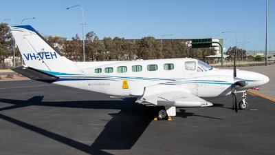VH-VEH - Cessna 441 Conquest - Corporate Air