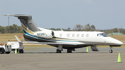 N329FL - Embraer 505 Phenom 300 - Flight Options