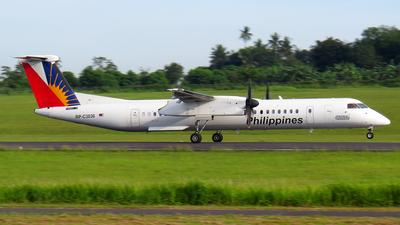 A picture of RPC3036 - De Havilland Canada Dash 8400 - Philippine Airlines - © Ryu Guji